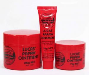 Lucas Papaw Cream